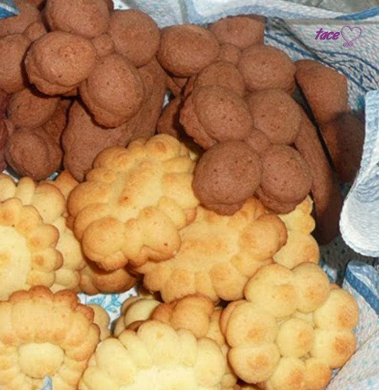 Дански путер бисквити