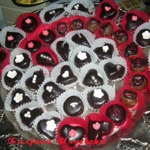 Колачиња со смокви и чоколадо