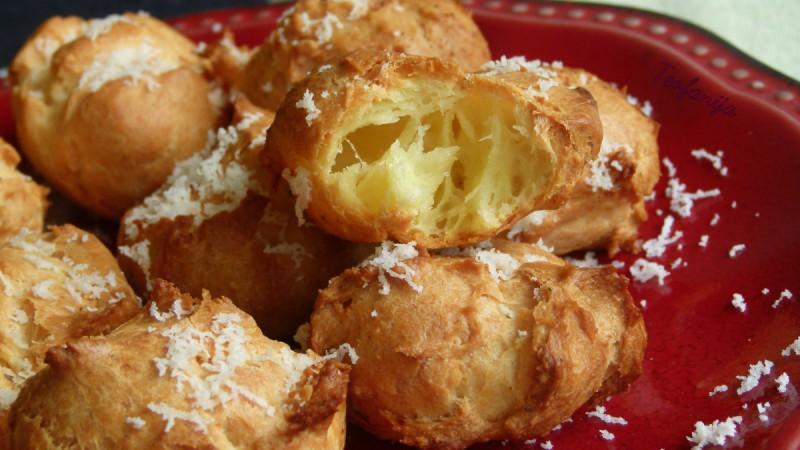 Печени крофни со сирење
