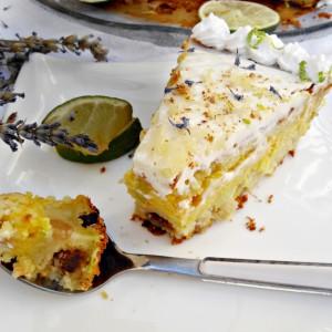 Торта со тиквички