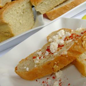 Леб со пченкарно брашно,трици и рж што не се меси