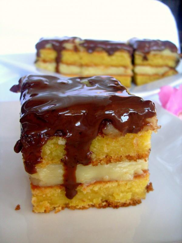 Ванила колач