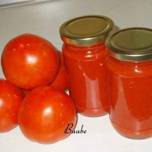 Домашно доматно пире