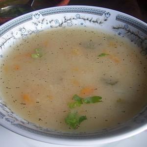 Супа од препелица
