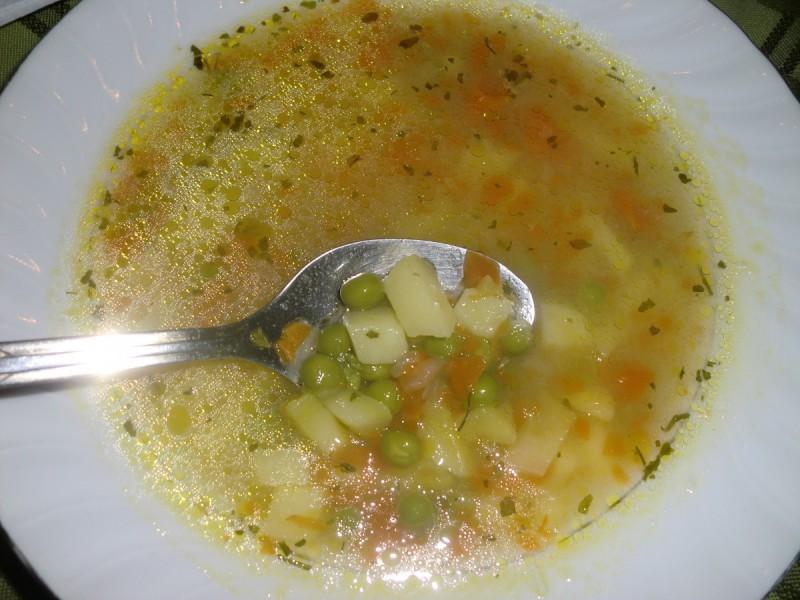 Супа со мешан зеленчук
