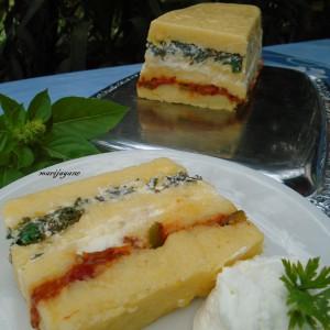 Италијана од палента, зденка и зеље