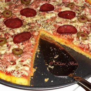 Пица палента