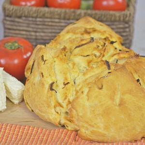 Видео рецепт: Леб со кромид