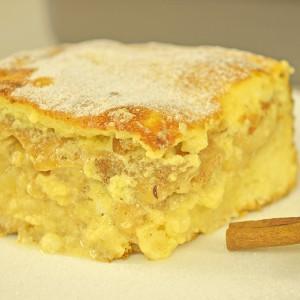 Видео рецепт: Прелиен колач со јаболка