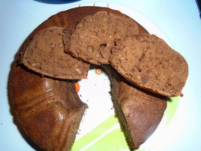 Брз чоколаден колач