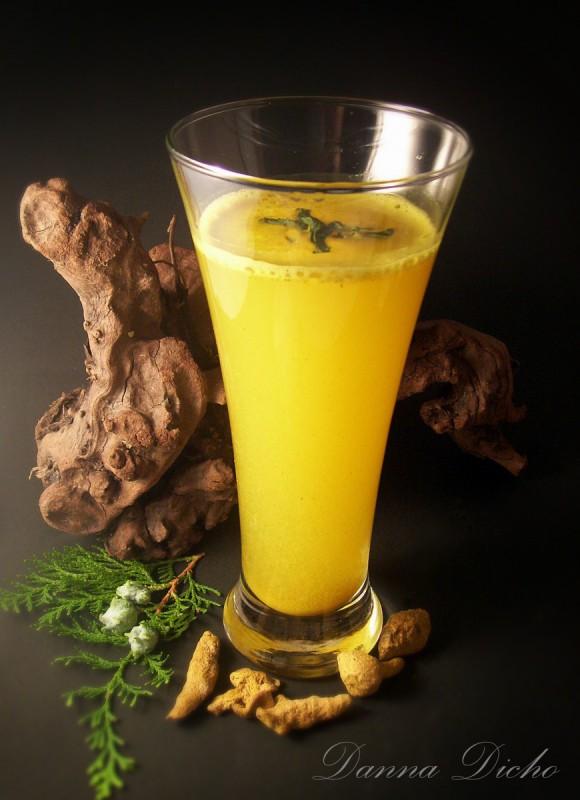 Чај од Куркума