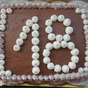Роденденска торта за Томислав- Јубилеен 200ти рецепт