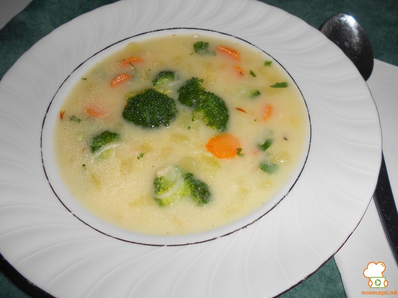 Зеленчукова чорба