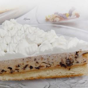 Торта Снегулка
