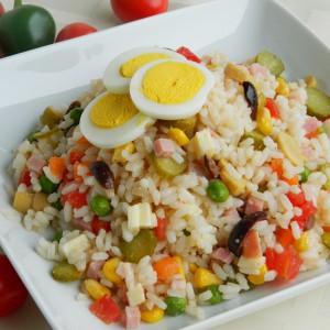 Ладна салата од ориз