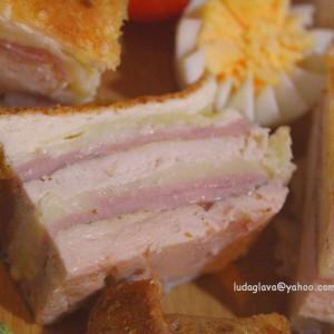 Солена торта од пилешко месо