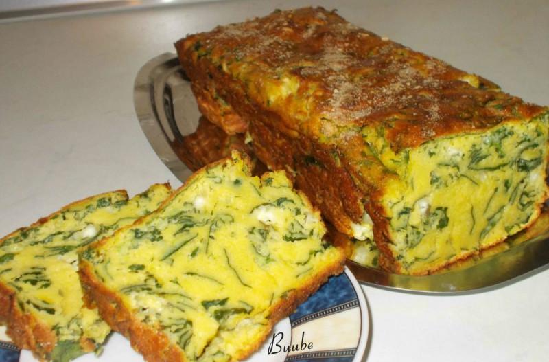 Колач со спанаќ и сирење