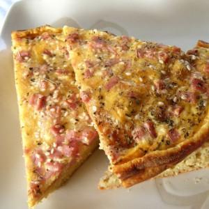Брза пита со вкус на пица