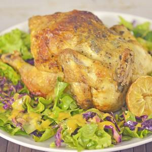 Видео рецепт: Печено Грил пиле