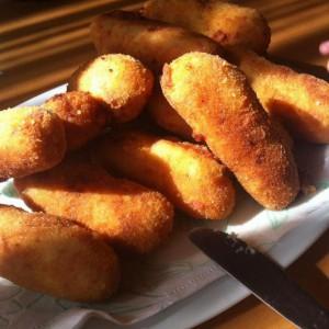 Пирошки од стар леб