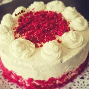 Ред велвет торта - Red Velvet Cake