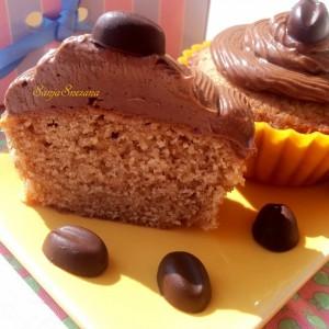 Колачи со вкус на кафе - Cupcake Moka