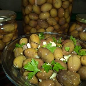 Домашни маслинки