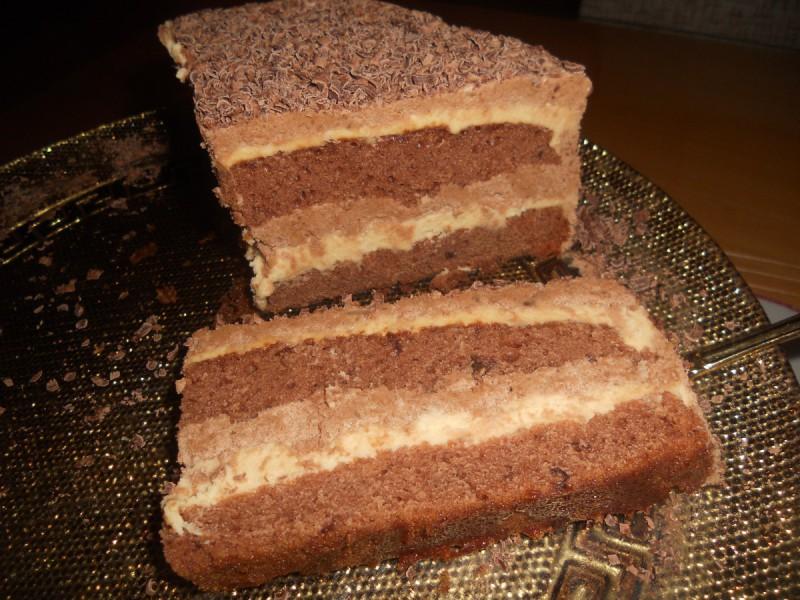 Посна именденска торта
