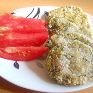 Посни крокети од компир и брокула