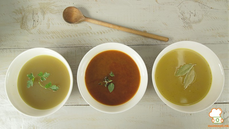 Видео рецепт: Домашни бујони (пилешки, говедски и од зеленчук)
