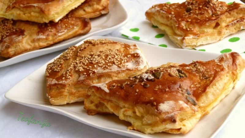 Питички од варено тесто