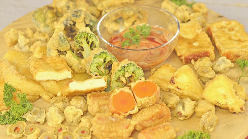 Видео рецепт: Топло предјадење од зеленчук и сирење