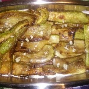 Печени тиквички со павлака