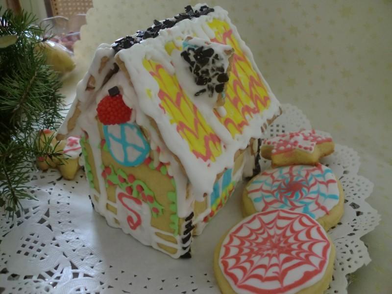 Медена слатка куќа