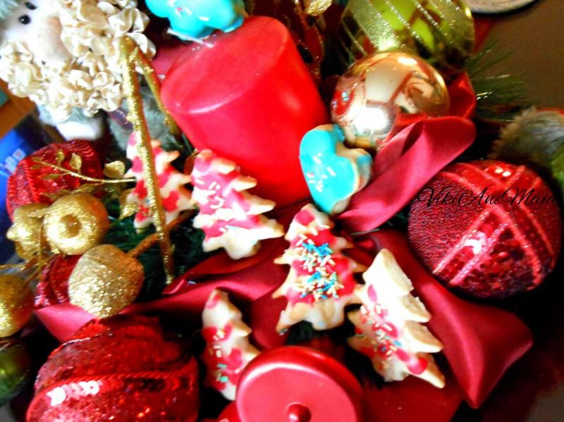 Новогодишни кекси