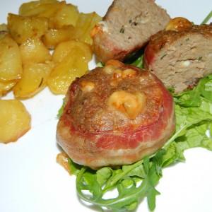 Медаљони од мелено месо