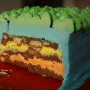 Брза торта без печење (бомбици) (посно)