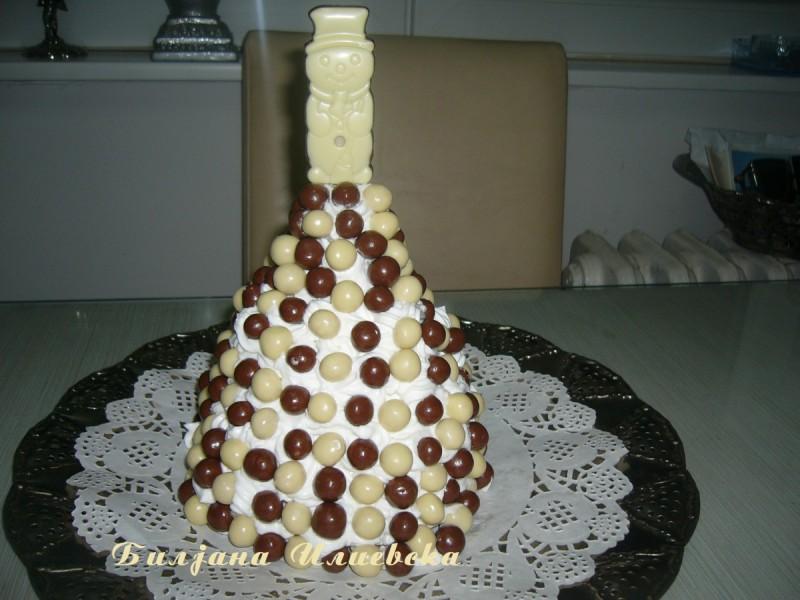 Торта елка