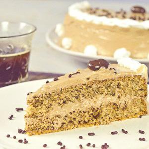 Видео рецепт: Торта со кафе
