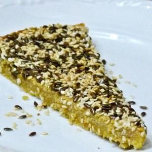 Фарината со маслинки и рузмарин