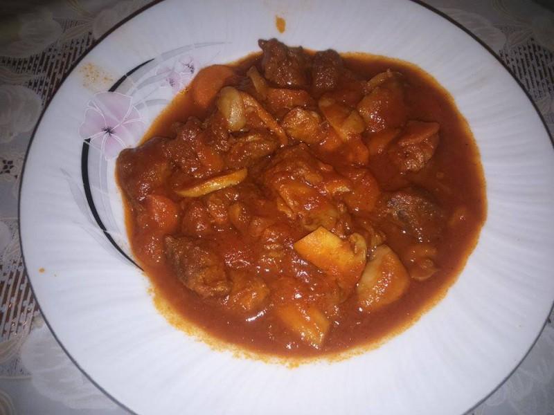 Брзо селско месо