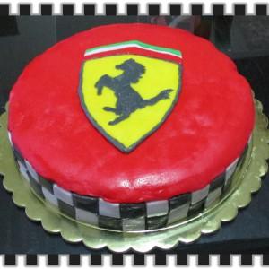 Чоколадна торта - Ферари
