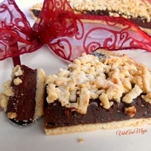 Бушав чоколаден тарт