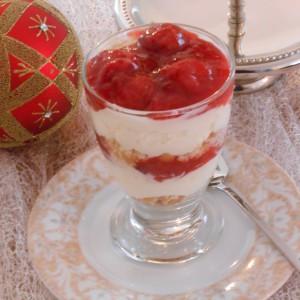 Десерт во чаша