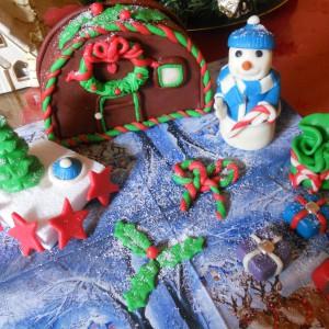 Новогодишни декорации