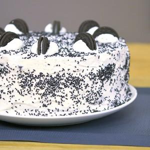Видео рецепт: Орео чоколадна торта