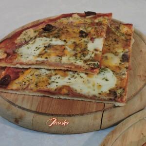 Пица (без стасување)