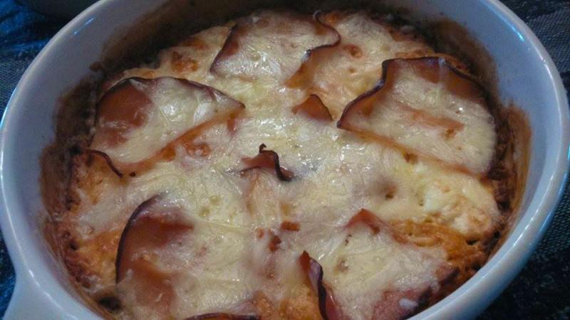 Крцкаво биено сирење во фурна