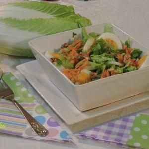 Брза салата со кинеска зелка