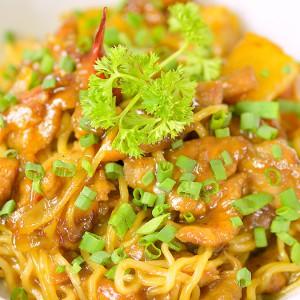 Видео рецепт: Месо со зеленчук во слатко-кисел сос